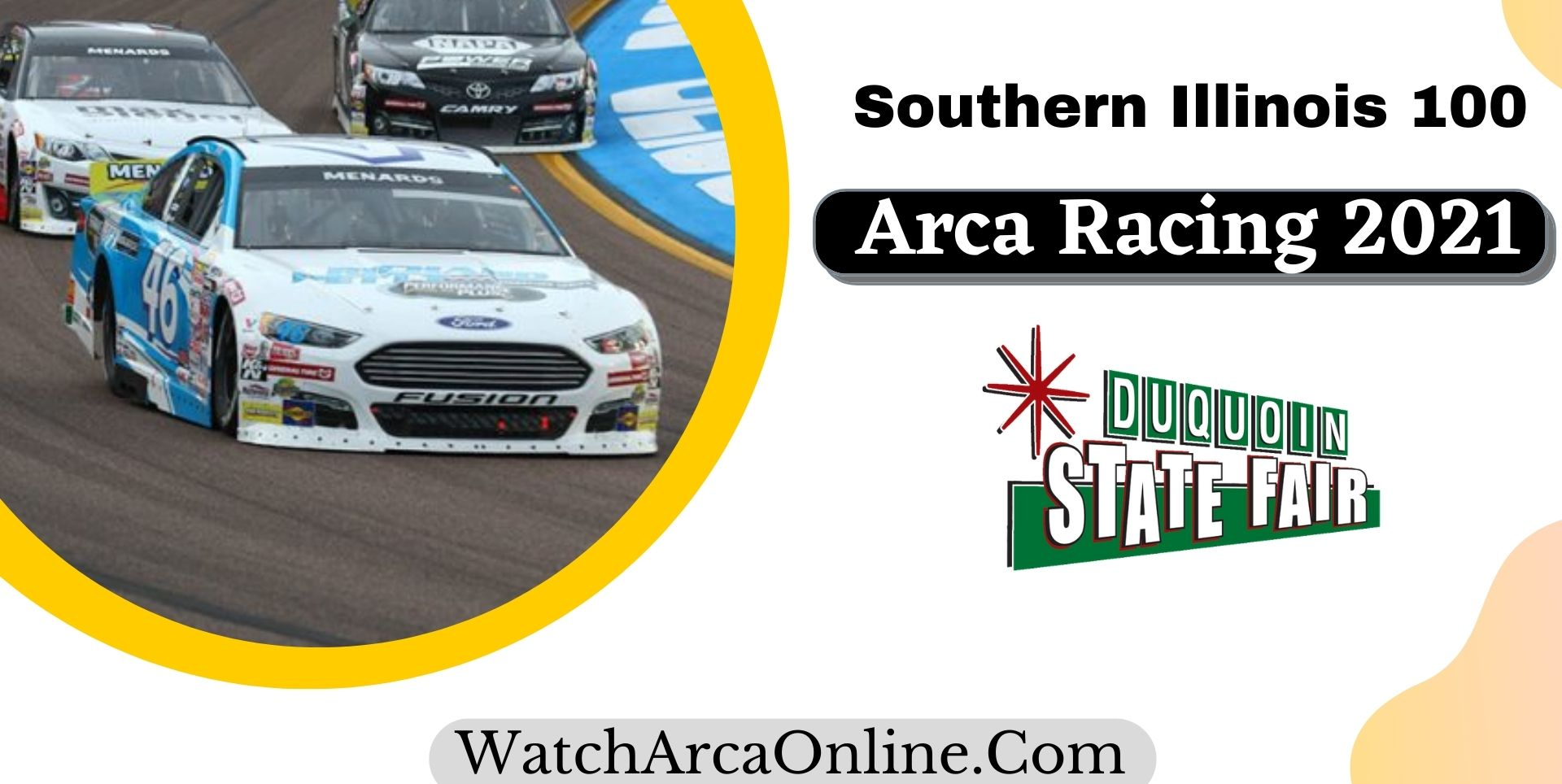 Southern Illinois 100 Live Stream 2021 | Arca at Duquoin