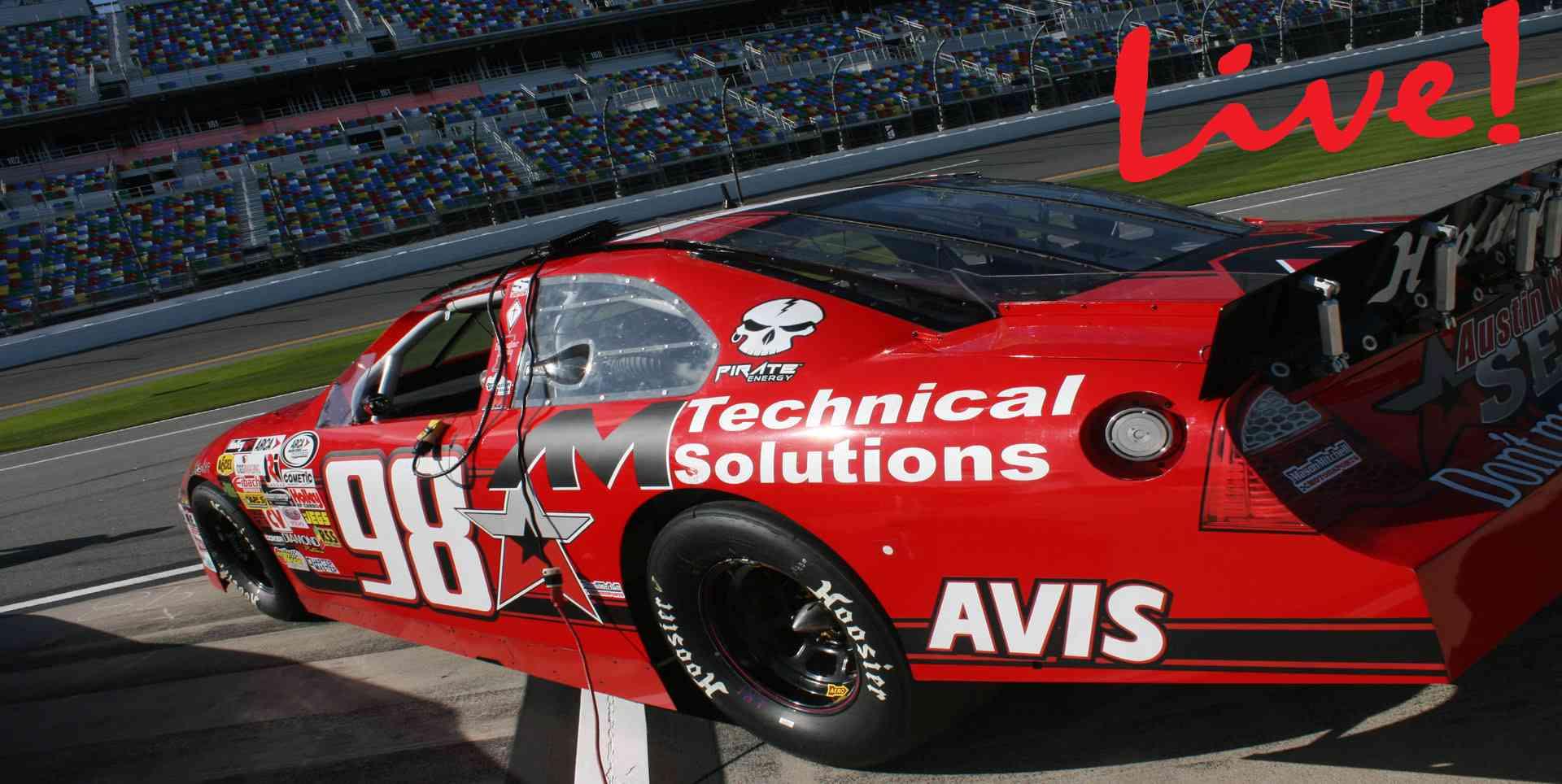 2018 ARCA Racing Online slider